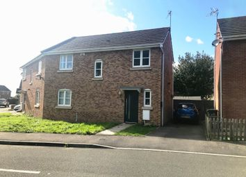 Thumbnail 3 bedroom semi-detached house for sale in Jenkins Way, St. Mellons, Cardiff