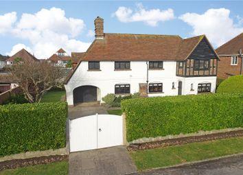 Thumbnail 4 bedroom detached house for sale in Seafield Road, East Preston, Littlehampton