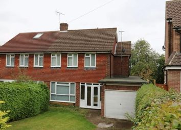 Thumbnail 3 bed property to rent in Deeds Grove, High Wycombe