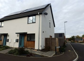 Thumbnail 2 bedroom semi-detached house to rent in Otter Road, Swaffham