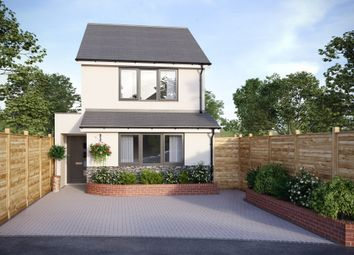 Thumbnail 3 bed detached house for sale in The Ramparts, Rayleigh