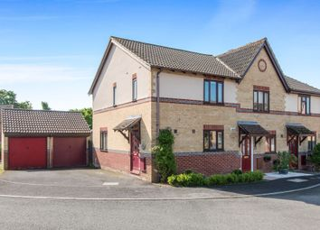 Thumbnail 3 bed end terrace house for sale in Fontwell Gardens, Horton Heath, Eastleigh