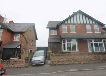 Thumbnail 5 bed semi-detached house to rent in Cannon Street, Sherwood, Nottingham