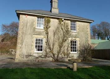 Thumbnail 4 bed detached house to rent in Gulworthy, Tavistock