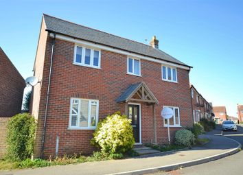 Thumbnail 3 bed detached house for sale in Gundry Road, Bothenhampton, Bridport