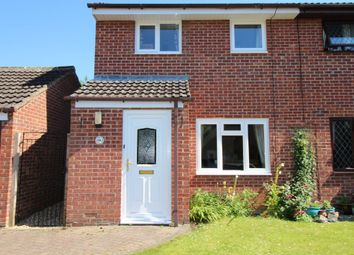Thumbnail 3 bed semi-detached house to rent in Quarrydale Close, Calne