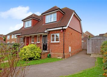 Thumbnail 2 bed semi-detached house for sale in Lingfield Mews, Lingfield Road, Edenbridge