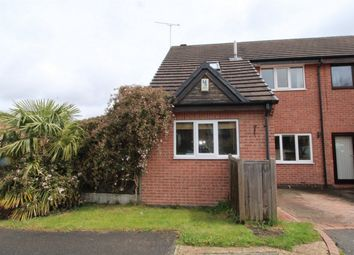 Thumbnail 3 bed semi-detached house for sale in Upper Ley Court, Chapeltown, Sheffield, South Yorkshire