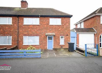 Thumbnail 2 bed town house for sale in Brading Road, Leicester
