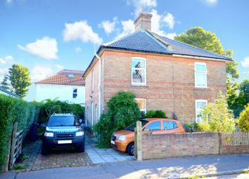 Thumbnail 2 bed semi-detached house for sale in Curzon Road, Boscombe, Bournemouth