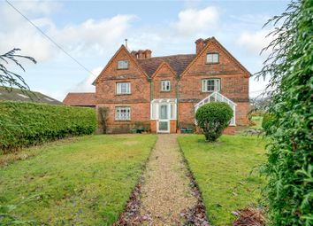 Thumbnail 5 bedroom detached house for sale in Firgrove Road, Eversley, Hook, Hampshire