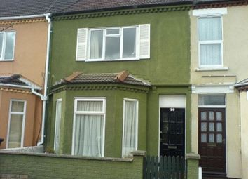 Thumbnail Terraced house to rent in Mill Road, Great Yarmouth