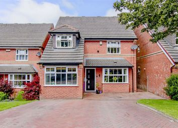 Thumbnail 4 bed detached house for sale in Woburn Close, Baxeden, Lancashire