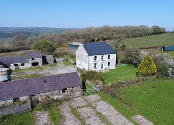 Thumbnail 4 bed detached house for sale in Ffos Y Ffin Fawr Capel Dewi, Carmarthen, Carmarthenshire.