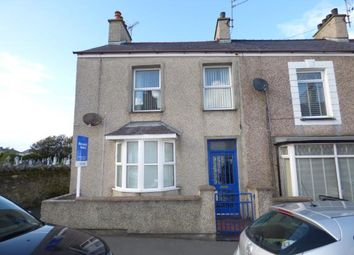Thumbnail 2 bed end terrace house for sale in Cambria Street, Holyhead, Sir Ynys Mon