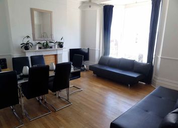 Thumbnail 6 bed maisonette to rent in Waterloo Street, Hove