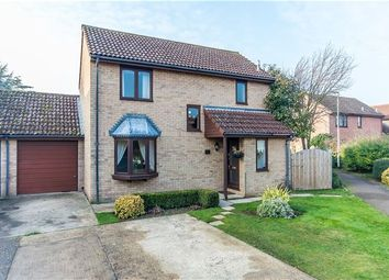Thumbnail 3 bedroom link-detached house for sale in Providence Way, Waterbeach, Cambridge