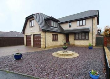 Thumbnail 5 bedroom detached house for sale in Howiegate Gardens, Markinch, Glenrothes, Fife