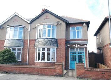 Thumbnail 3 bedroom semi-detached house for sale in Princess Louise Road, Blyth