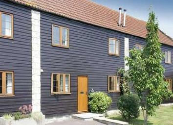 Thumbnail 2 bed town house to rent in Meare Green Stoke St Gregory, Taunton