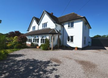 Thumbnail 3 bed semi-detached house for sale in Sidway, Market Drayton