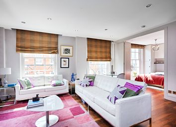 Thumbnail 2 bed flat for sale in John Adam Street, London