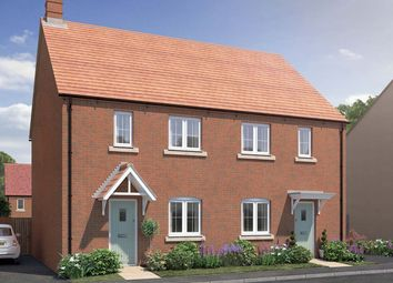 "3 bed semi-detached house for sale in ""The Sycamore"" at Pioneer Way, Bicester OX26"