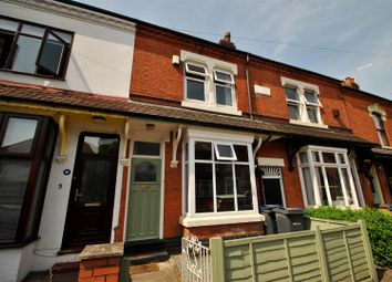 Thumbnail 3 bed terraced house for sale in Highbury Road, Kings Heath, Birmingham