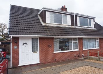 Thumbnail 3 bed semi-detached bungalow for sale in Mallom Avenue, Euxton
