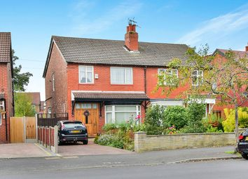 Thumbnail 3 bedroom semi-detached house for sale in Dialstone Lane, Stockport, Greater Manchester