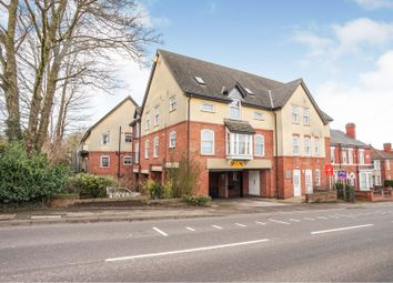 Thumbnail 2 bed flat for sale in The Sycamores, Swadlincote