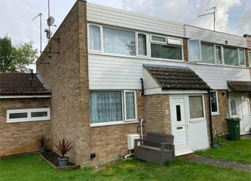 Thumbnail 3 bed terraced house for sale in Laidon Close, Bletchley, Milton Keynes, Buckinghamshire