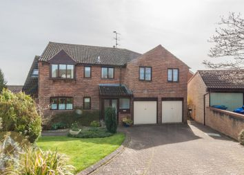 Thumbnail 5 bed detached house for sale in Home Ground, Royal Wootton Bassett, Swindon