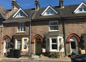 Thumbnail 3 bed terraced house for sale in Dukes Avenue, Fordington, Dorchester