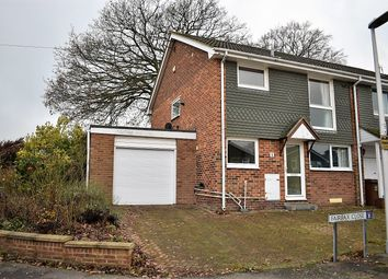 Thumbnail 3 bed end terrace house for sale in Fairfax Close, Gillingham
