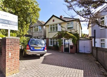 Thumbnail 3 bedroom detached house for sale in Bournemouth Road, Lower Parkstone, Poole