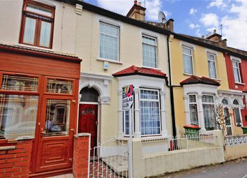 Thumbnail 3 bed terraced house for sale in Caledon Road, East Ham, London