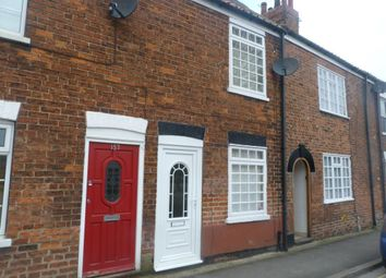 Thumbnail 2 bed terraced house to rent in King Street, Cottingham