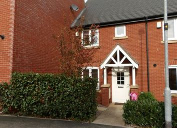 Thumbnail 2 bed end terrace house for sale in Hart Drive, Measham, Derbyshire