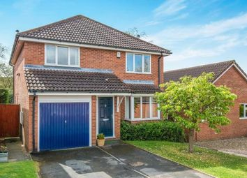 Thumbnail 4 bedroom detached house for sale in Stoke Holy Cross, Norwich, Norfolk