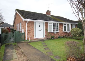 Thumbnail 2 bed bungalow for sale in St. Marys Close, Wigginton, York
