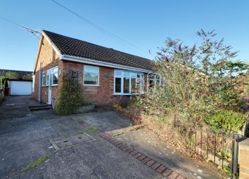 Thumbnail 2 bed semi-detached bungalow for sale in Town Hill Drive, Broughton, Brigg