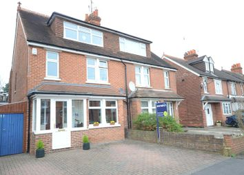 Thumbnail 5 bed semi-detached house for sale in South View Avenue, Caversham, Reading