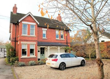 Thumbnail 5 bed detached house for sale in West Road, Weaverham, Northwich, Cheshire