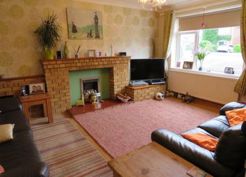 Thumbnail 4 bedroom detached house for sale in The Parslins, Deeping St. James, Peterborough