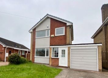Thumbnail 3 bed detached house for sale in Windsor Drive, Warsop, Mansfield