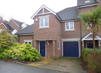 Thumbnail 4 bed end terrace house to rent in Lancaster Gardens, Bickley
