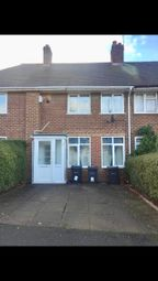 Thumbnail 3 bed terraced house to rent in Elderfield Road, Kings Norton