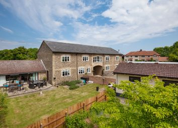 Thumbnail 6 bed barn conversion for sale in The Street, Snailwell, Newmarket