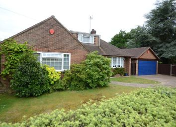 Thumbnail 3 bedroom detached house for sale in Windsor Ride, Finchampstead, Wokingham